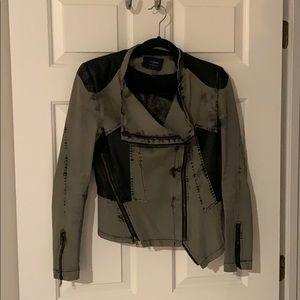 Jackets & Blazers - Fabrik Distressed Jacket